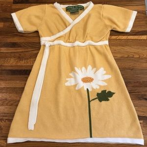 Amber Hagen bamboo and cotton kimono dress